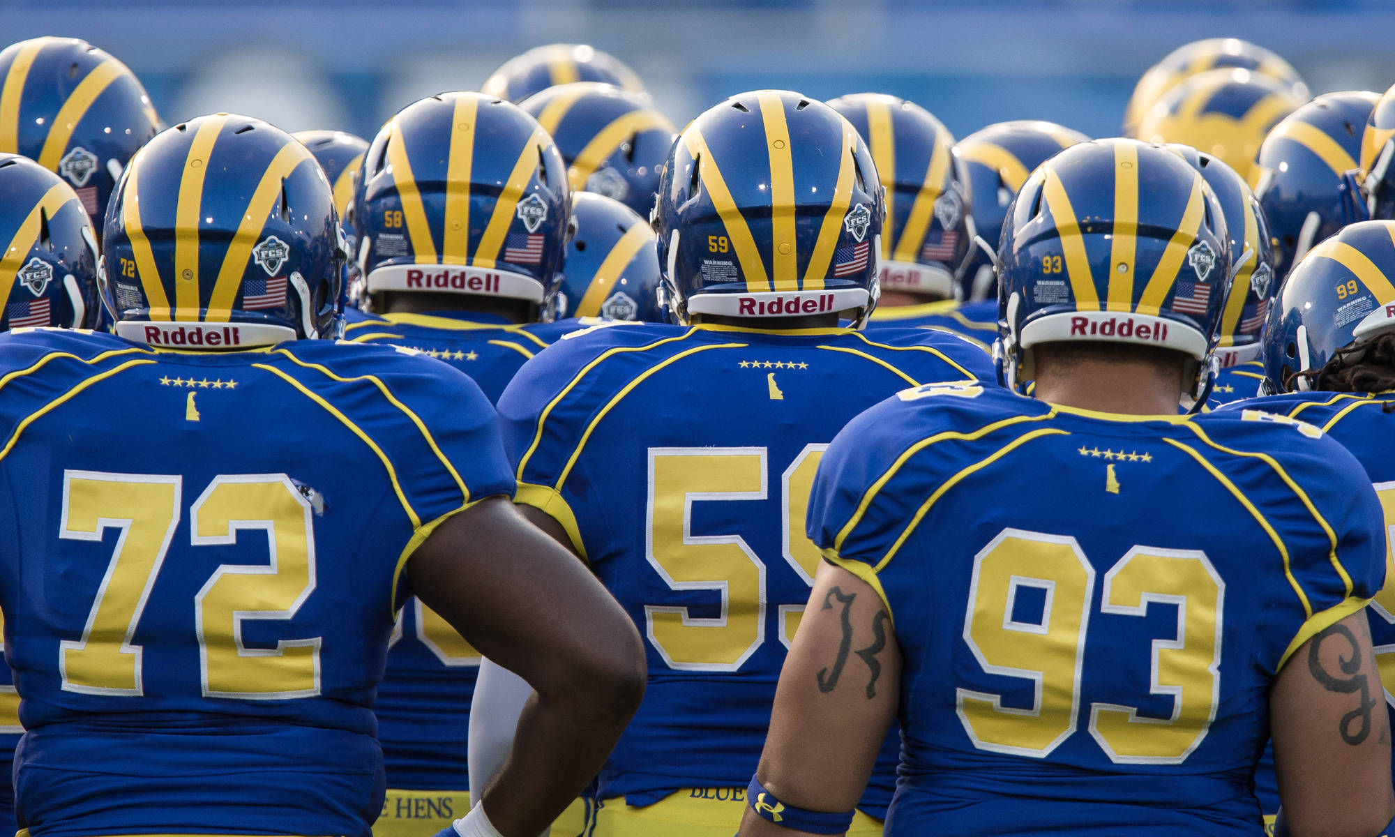 dd8aec52 Delaware Announces One of its Largest Football Recruiting Classes; Signs 22  Standouts to NLIs