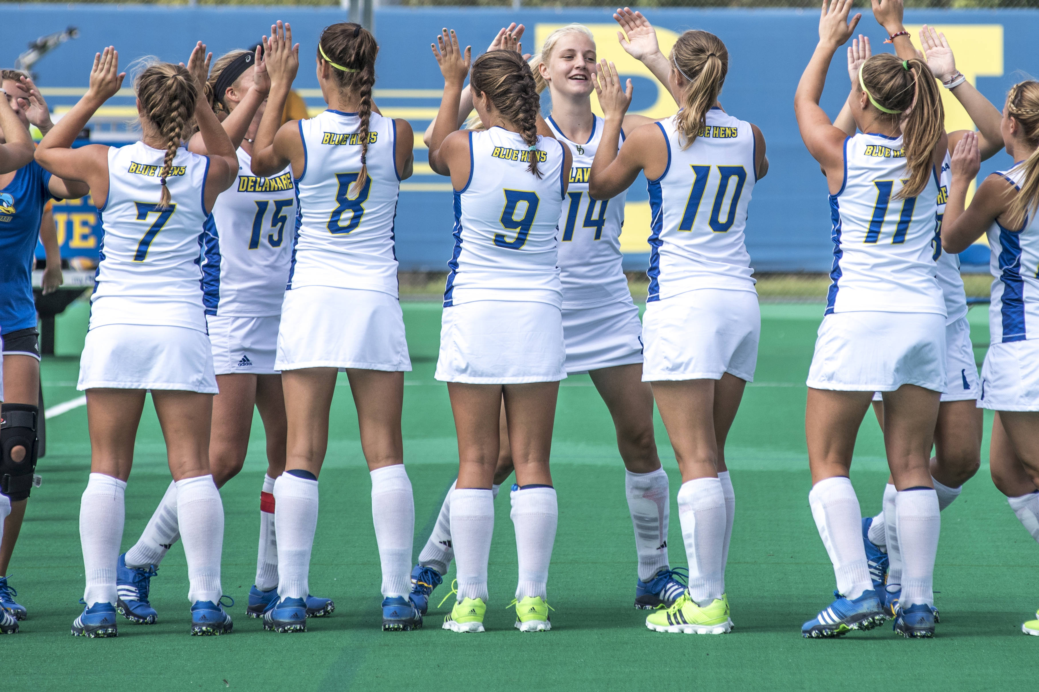 Delaware Field Hockey Adds Seven for 2016 Campaign