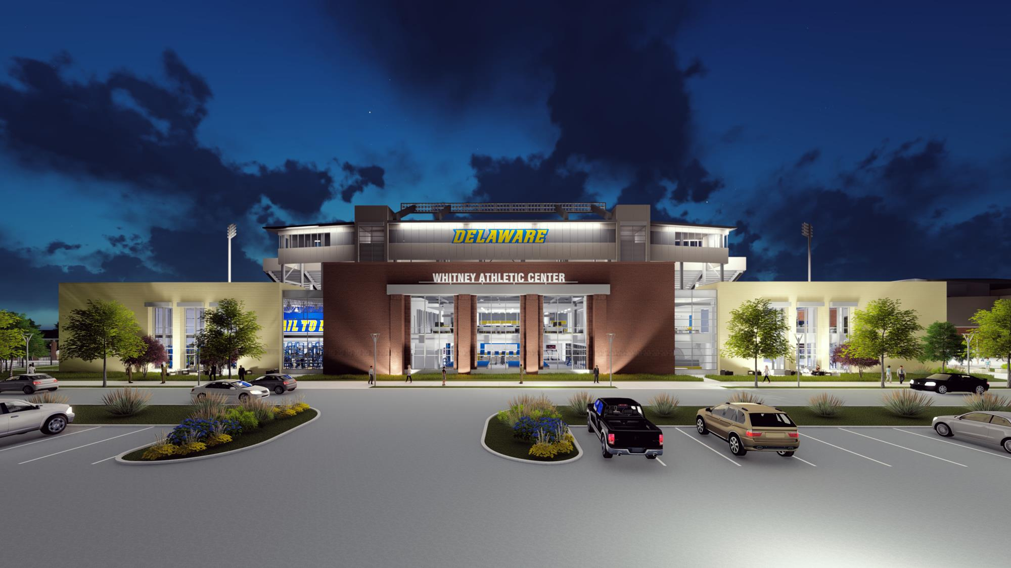 Blue Hens Move Forward with Delaware Stadium and Whitney ... Uncw Interactive Campus Map on uncw campus life, uncw campus map printable, uncw bookstore,
