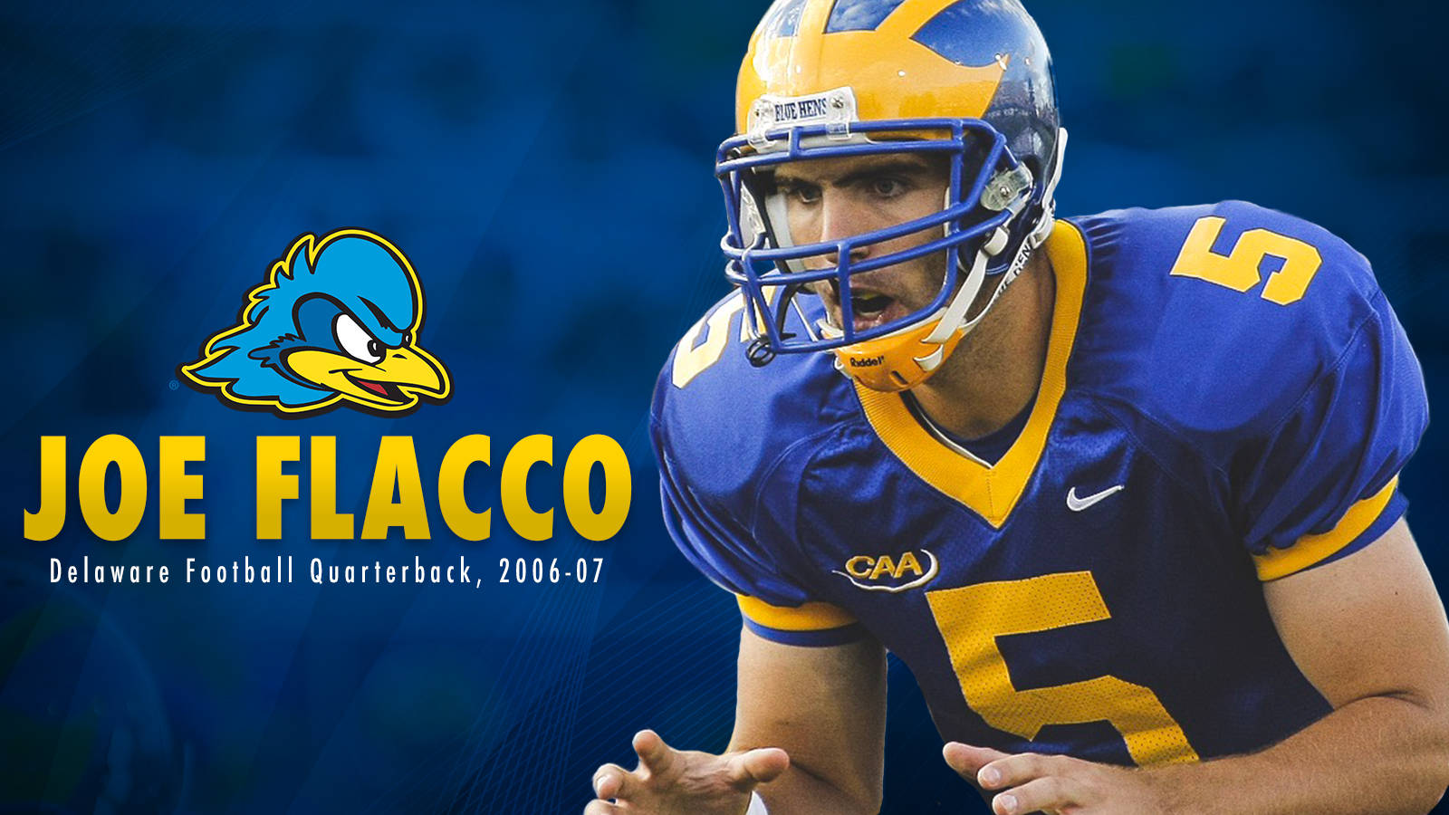 Flacco Invests in UD Athletics - University of Delaware Athletics